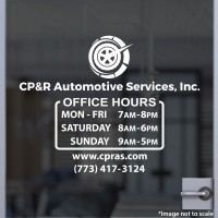 CP&R Automotive Services, Inc.